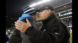 IMAGES: Panthers beat Eagles on Monday Night Football - (8/16)