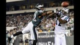 IMAGES: Panthers beat Eagles on Monday Night Football - (12/16)