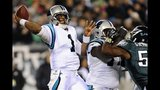 IMAGES: Panthers beat Eagles on Monday Night Football - (15/16)