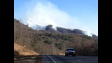 Crews continue to battle Caldwell County wildfire _2910514