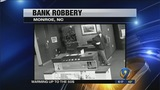 IMAGES: Surveillance images of Monroe bank robbery - (3/6)