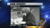 IMAGES: Surveillance images of Monroe bank robbery - (1/6)