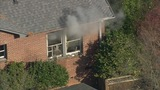 Firefighters battle fire at home in Plaza Midwood - (10/10)