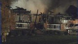IMAGES: Scene of Waxhaw house fire - (3/14)