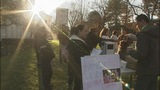 Supporters attend rally for woman who faced… - (5/6)
