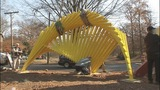 Dilworth sculpture revealed - (2/7)