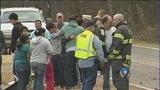 IMAGES: Convertible crash kills 14-year-old boy - (3/3)