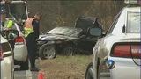 IMAGES: Convertible crash kills 14-year-old boy - (1/3)