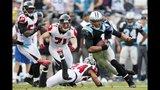 IMAGES: Panthers stun Falcons 30-20 - (19/19)