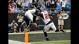 IMAGES: Panthers stun Falcons 30-20 - (15/19)