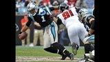 IMAGES: Panthers stun Falcons 30-20 - (16/19)