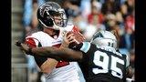 IMAGES: Panthers stun Falcons 30-20 - (13/19)