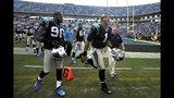 IMAGES: Panthers stun Falcons 30-20 - (6/19)