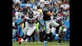 IMAGES: Panthers stun Falcons 30-20 - (18/19)