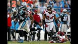 IMAGES: Panthers stun Falcons 30-20 - (8/19)