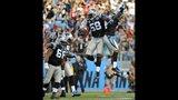 IMAGES: Panthers stun Falcons 30-20 - (11/19)