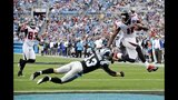 IMAGES: Panthers stun Falcons 30-20 - (9/19)