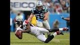 IMAGES: Panthers stun Falcons 30-20 - (4/19)