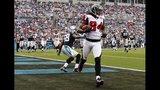 IMAGES: Panthers stun Falcons 30-20 - (1/19)