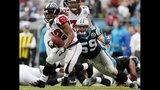 IMAGES: Panthers stun Falcons 30-20 - (5/19)