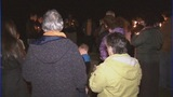 IMAGES: Candlelight vigil held for missing girl - (2/8)
