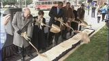 IMAGES: Street car project breaks ground in Elizabeth - (2/6)