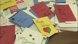 Man collects hundreds of cards for military members - (8/9)