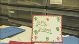 Man collects hundreds of cards for military members - (1/9)