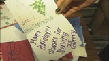 Man collects hundreds of cards for military members - (9/9)