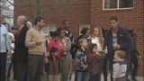 Vigil held in Davidson after shooting tragedy - (4/10)