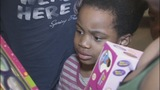 CMPD delivers Christmas gifts to 600 families - (10/10)