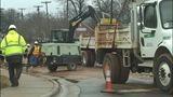 IMAGES: Water Main Break Shuts Down Part of… - (5/7)