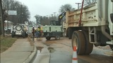 IMAGES: Water Main Break Shuts Down Part of… - (7/7)