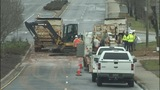 IMAGES: Water Main Break Shuts Down Part of… - (6/7)