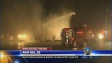 IMAGES: Fire at McDonald's in Rock Hill - (1/8)