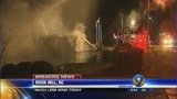 IMAGES: Fire at McDonald's in Rock Hill - (7/8)