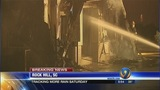 IMAGES: Fire at McDonald's in Rock Hill - (2/8)