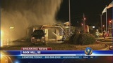 IMAGES: Fire at McDonald's in Rock Hill - (6/8)