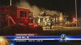 IMAGES: Fire at McDonald's in Rock Hill - (5/8)