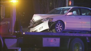 IMAGES: FedEx truck crash near SouthPark Mall | WSOC-TV