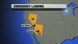 Map of emergency landing_3167018