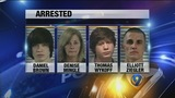 4 arrested for selling drugs at Lake Norman High _3168574
