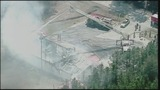 Fire destroys SC fire station, trucks_3251088