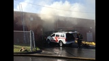 IMAGES: Scene of Gastonia warehouse fire Saturday - (15/15)
