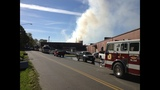 IMAGES: Scene of Gastonia warehouse fire Saturday - (12/15)