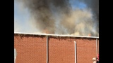 IMAGES: Scene of Gastonia warehouse fire Saturday - (1/15)