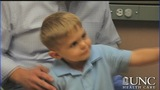 IMAGES: Boy hears for the first time - (1/11)