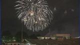 IMAGES: Fireworks over uptown Charlotte - (7/9)