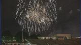 IMAGES: Fireworks over uptown Charlotte - (8/9)