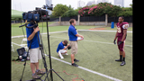 Behind the Scenes: 2013 'Big 22' Media Day (Part 2) - (6/25)
